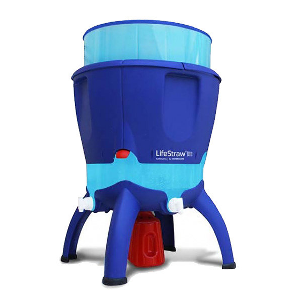 LifeStraw® Community-Water Purifier-Farmers Market Kenya 4